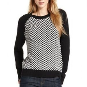 Michael Kors Chevron Sweater